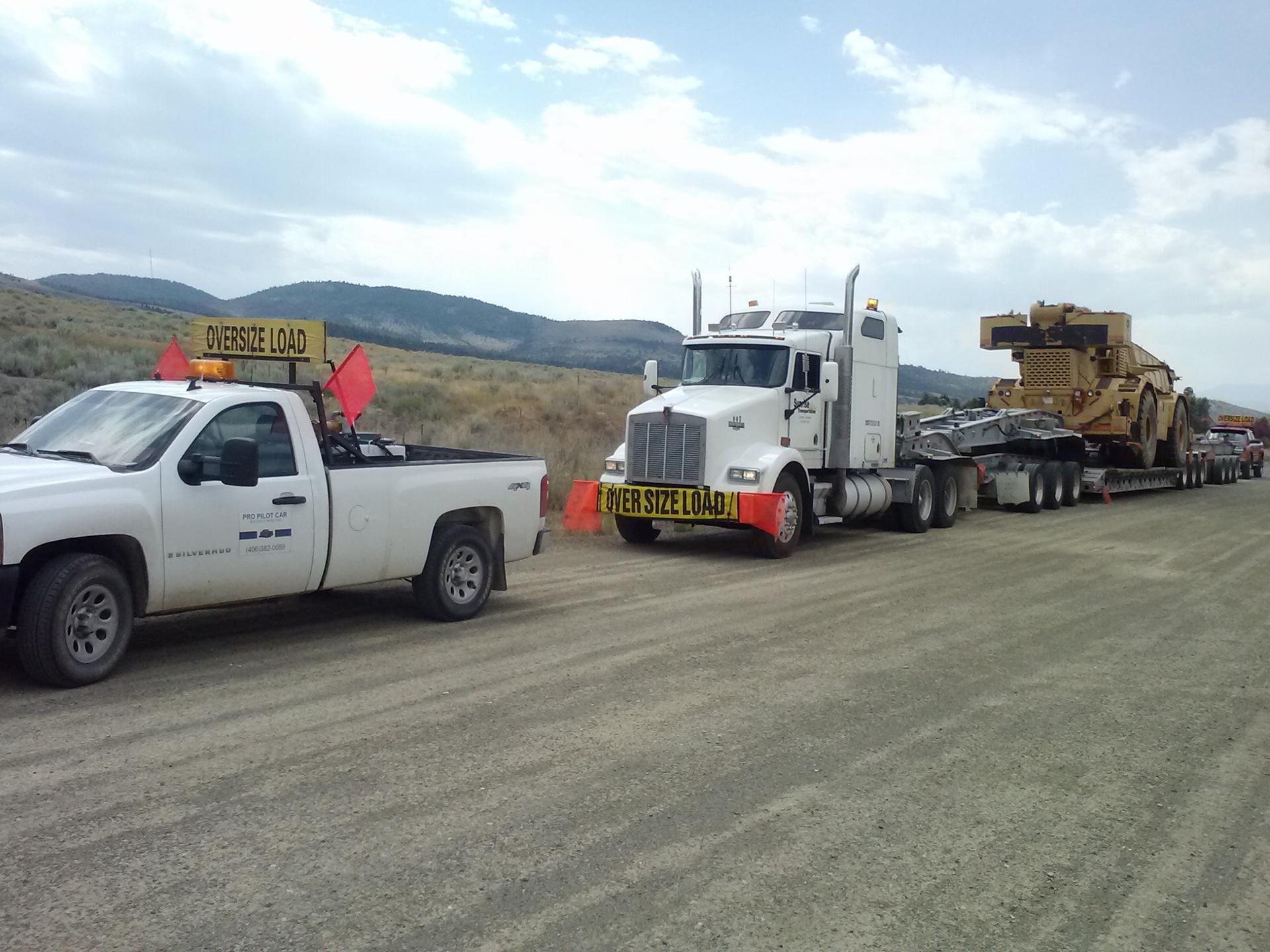 Crane for Colorado.